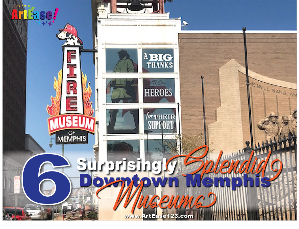 6 Surprisingly Splendid Downtown Memphis Museums-Fire Museum