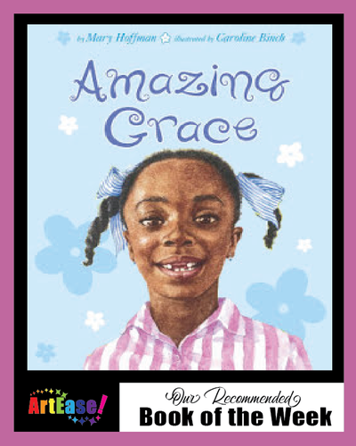 """Amazing Grace"" by Mary Hoffman"