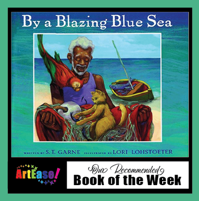 """By a Blazing Blue Sea"" by S.T. Garne"