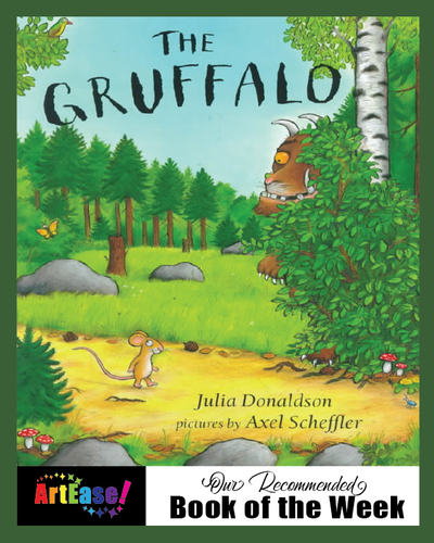 """The Gruffalo"" by Julia Donaldson (Book of the Week)"
