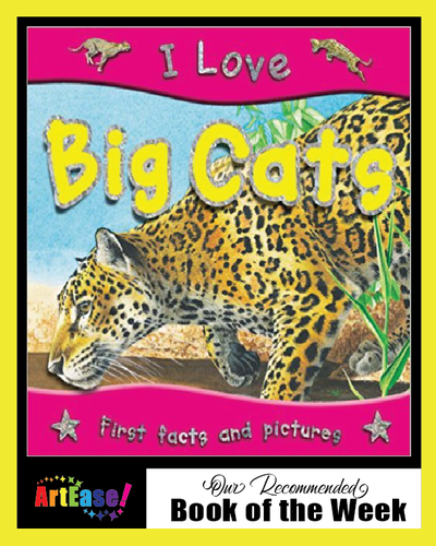 """I Love Big Cats"""