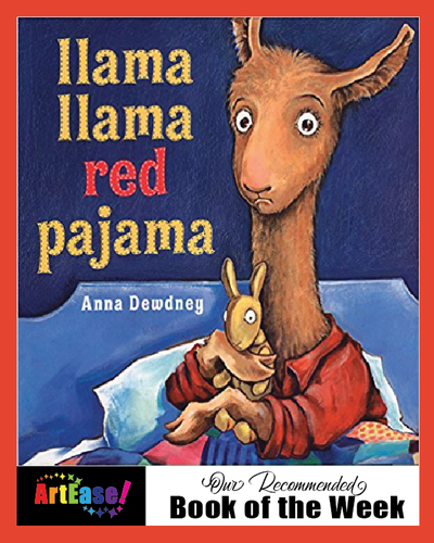 """Llama Llama Red Pajama"" by Anna Dewdney"