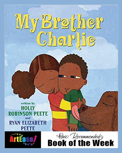 """My Brother Charlie"" by Holly Robinson Peete"
