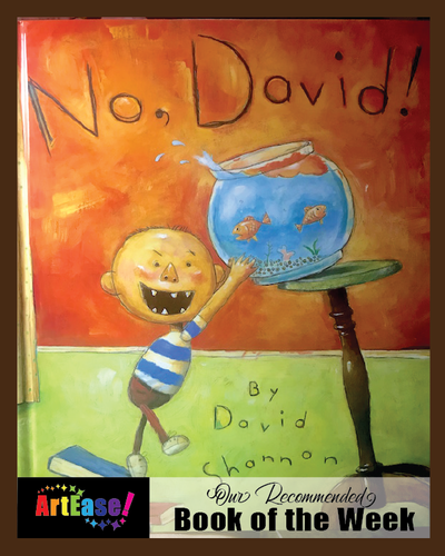 """No David!"" by David Shannon"