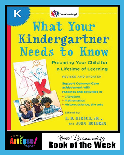 """What Your Kindergartner Needs to Know"""