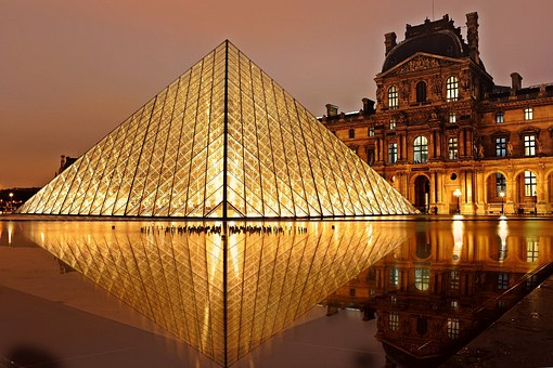 Go to an Art Museum Today Day-The Louvre