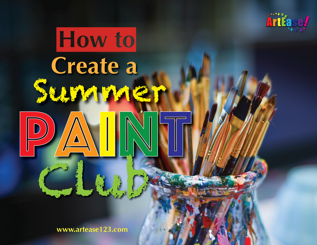 4 Tips on How to Start Your Own Summer Paint Club