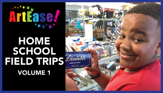 ArtEase! Home School Field Trips: Volume 1 YouTube Video