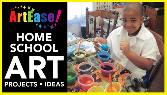 ArtEase! Homeschool Art Projects