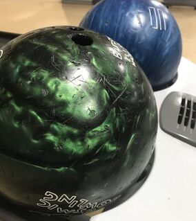 National Bowling Dilly Day - bowling balls