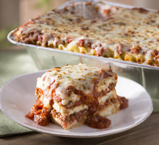 Lasagna Dilly Day