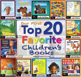 Our First 20 Favorite Children's Books - Xander' Library