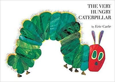 """The Very Hungry Caterpillar"" (Eric Carle)"