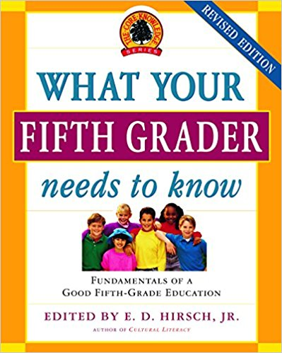 What your Fifth Grader needs to know before heading to sixth grade