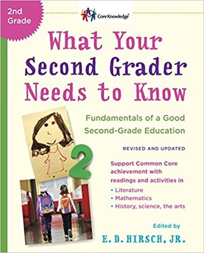 What your Second Grader needs to know before moving to Third Grade