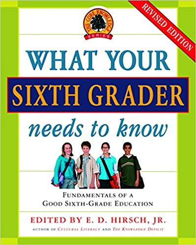 What your Sixth Grader needs to know before heading officially into middle school